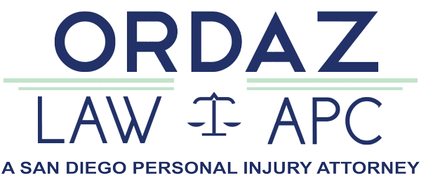 ordaz law APC, San Diego Personal Injury Lawyer