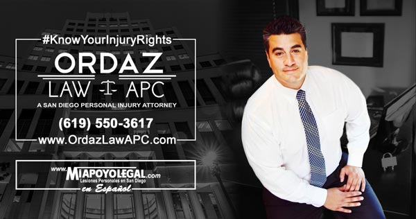 A San Diego Personal Injury Attorney