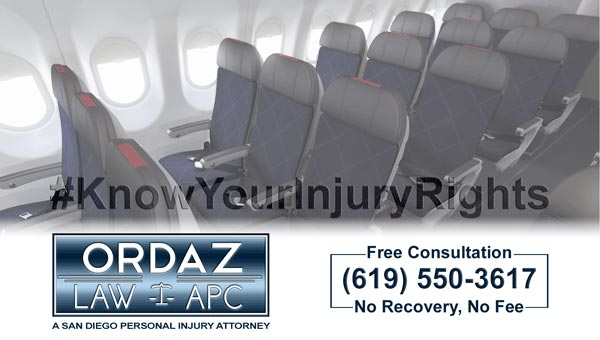 aviation accident attorney, Ordaz Law, APC