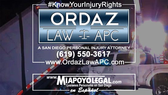 trucking accident attorney, Ordaz Law, APC
